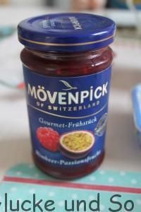 ich wollte schon längst wieder Marmelade selber machen, solange muss die gekaufte herhlten