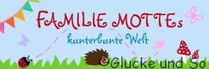 Familie Motte blog banner kunterbunte Welt