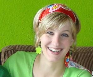 Anna von Familie Motte's kunterbunte Welt