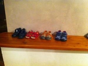 Schuhe Schuhgröße