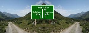 der-richtige-Weg