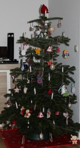 Weihnachts-ABC T wie Tannenbaum