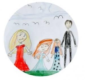 Gedankenpotpourri_Familie_Zeichnung