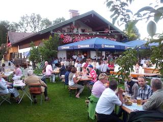 Arzbacher-Hof Biergarten