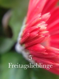 Freitagslieblinge_Blumen
