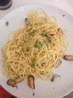 Lecce_Mittagessen_Apulien