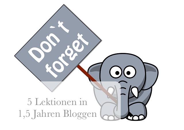 Lektionen_Blog