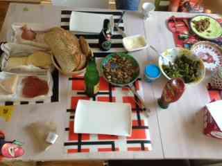 Abendessen_Zusammen_Familie