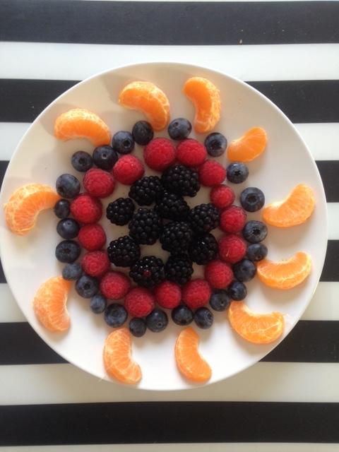 Obst Essens-Alltag