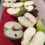 Apfel-Wuerfel