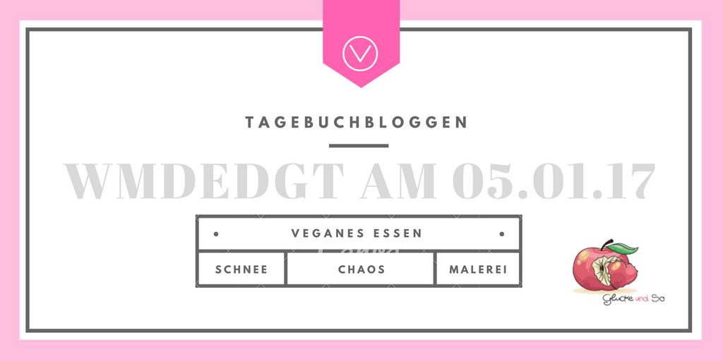 veganes-essen-malerei-schnee-chaos