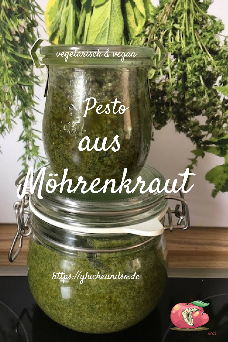 Pesto-Moehrenkraut-kresse
