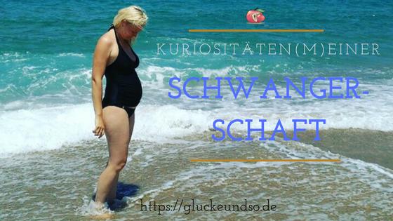 Kurios-Helferlein-Schwangerschaft