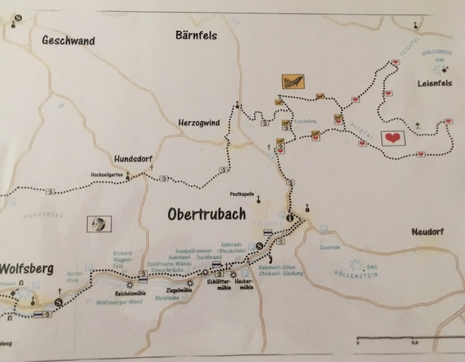 Friedrichshof-Ausflugsziele