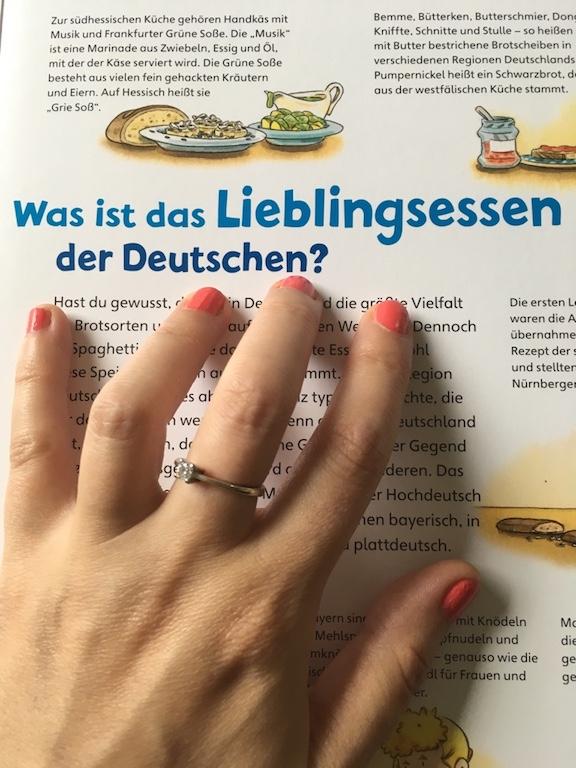 Lieblingsessen-Deutsche-Frage
