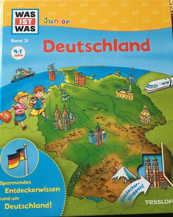 Was ist Was Deutschland-Rezension