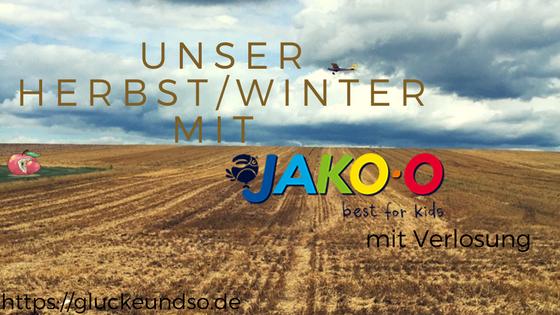 JAKO-O-Herbst-Winter-Anzeige