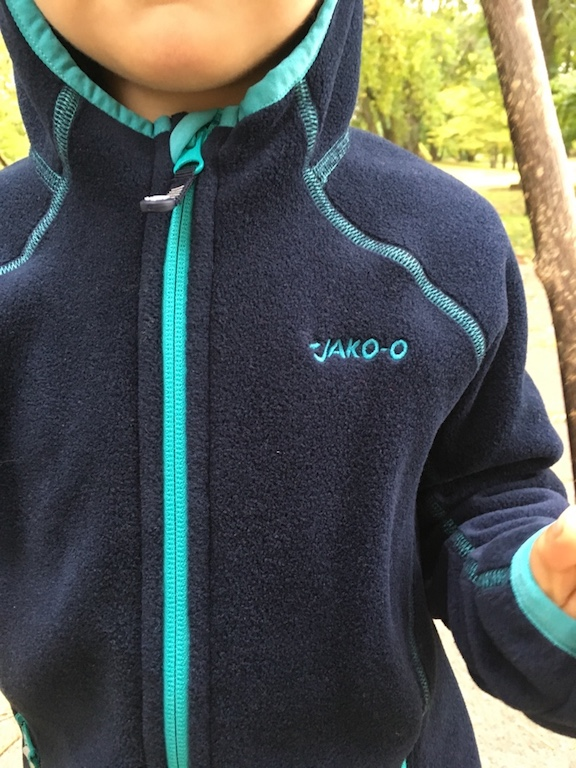 JAKO-O-Polartec-Allrounder