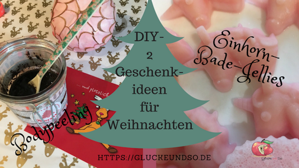 DIY-einhorn-Bade-Jellies-Bodypeeling