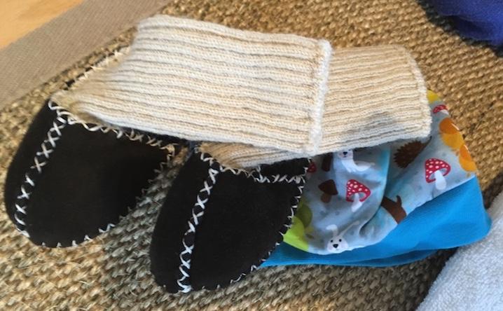 Kliniktasche-erste-Schuhe-Muetze