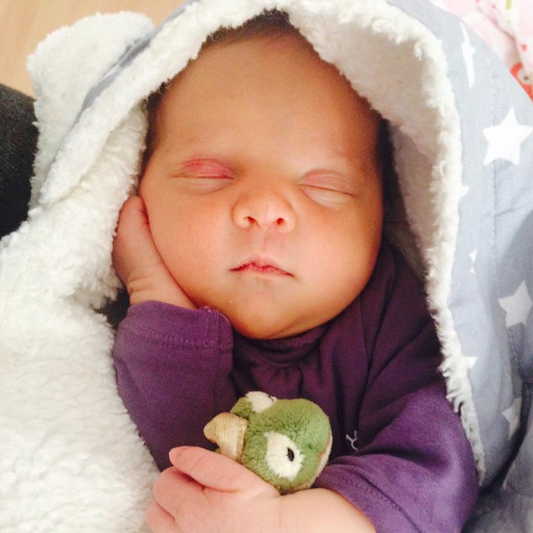 frieda friedlich baby