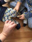 Baby-Kruemel-Vorsicht-Hilfe