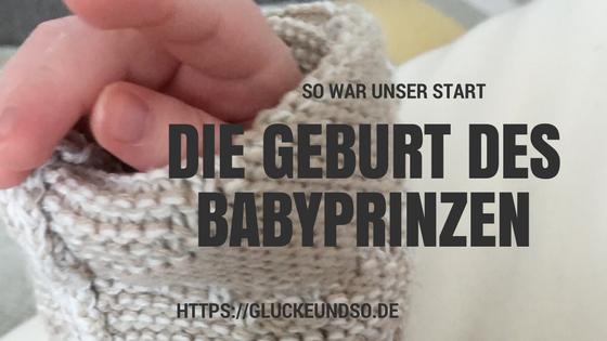 start-Geburt