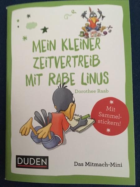 Duden Minis Rabe-Linus-Zeitvertreib