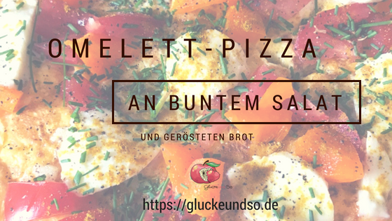 Omelett-Pizza-bunter-Salat-
