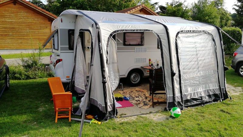 hegi familien camping Vorzelt
