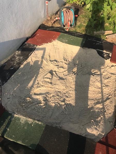 Garten-Sandkasten-spielplatz-neu