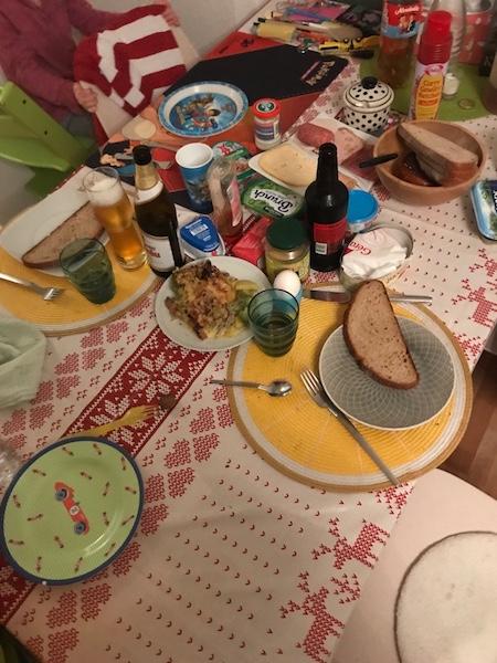 12v12-Alltag-Januar-Abendbrot