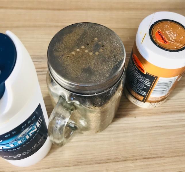 Wirsingkuchen Gewuerze Curry