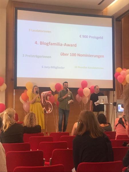 blogfamilias award