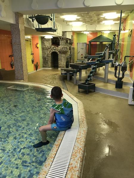 feldberger Hof Indoor Wasserspielplatz