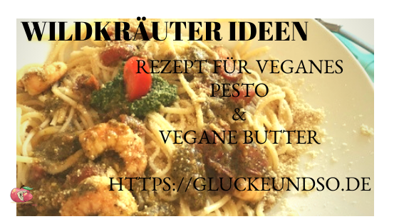Wildkraeuter Ideen Pesto Butter