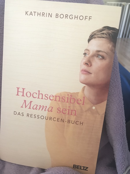 hochsensibel mama sein Buch