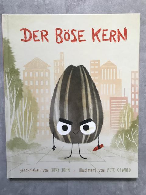titelbild kinderbuch adrian verlag der böse kern